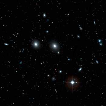 The Pegasus cluster
